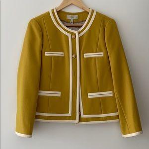 J.Crew Lady Double Serge Wool Blazer 99875